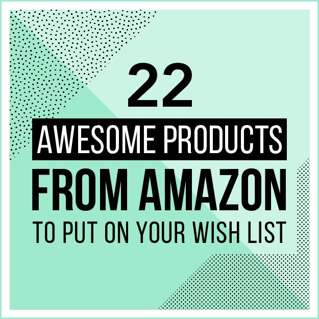 We hope you love the products we recommend! Just so you know, BuzzFeed may collect a share of sales or other compensation from the links on this page. Oh, and FYI — prices are accurate and items in stock as of time of publication.