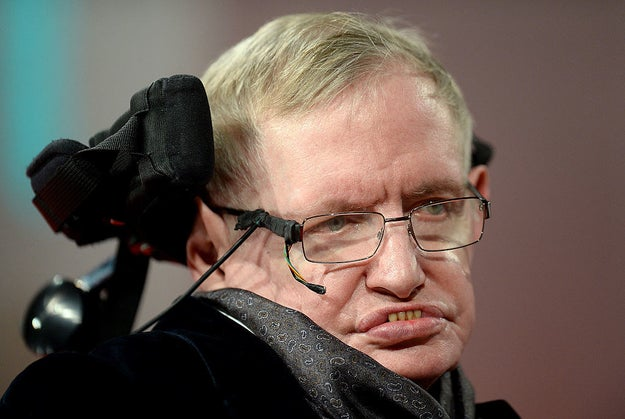 Stephen Hawking Lived For Over 50 Years With ALS. Here's Why That's Unusual.