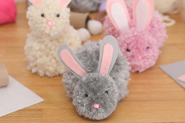4 Easter Craft Ideas