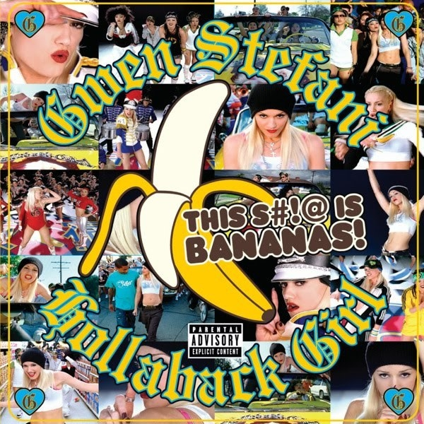 """Hollaback Girl"" is the first digital song to ever sell a million copies."
