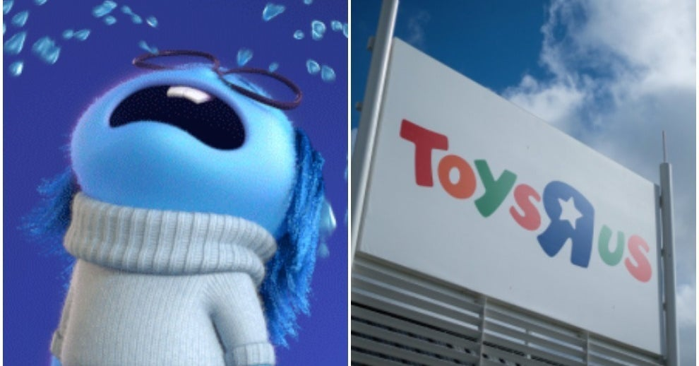 Toys R Us Is Closing All Its Us Stores And An Entire Generation Is Crying Now