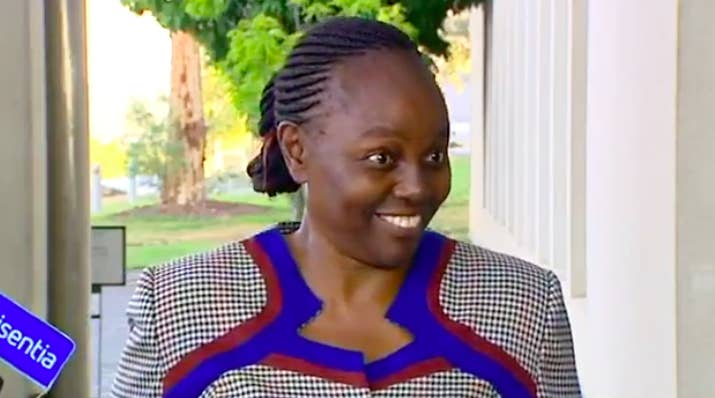 Image result for meme of black woman asking who