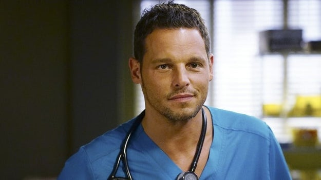 Dr. Alex Karev from Grey's Anatomy