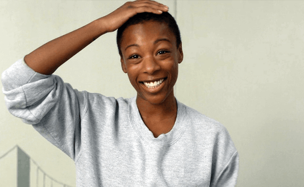 Poussey from Orange is the New Black