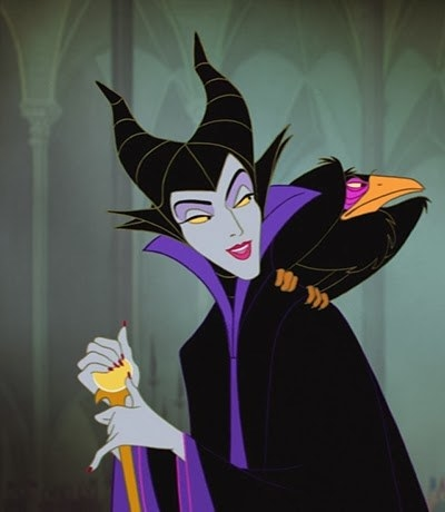 Maleficent from Snow White