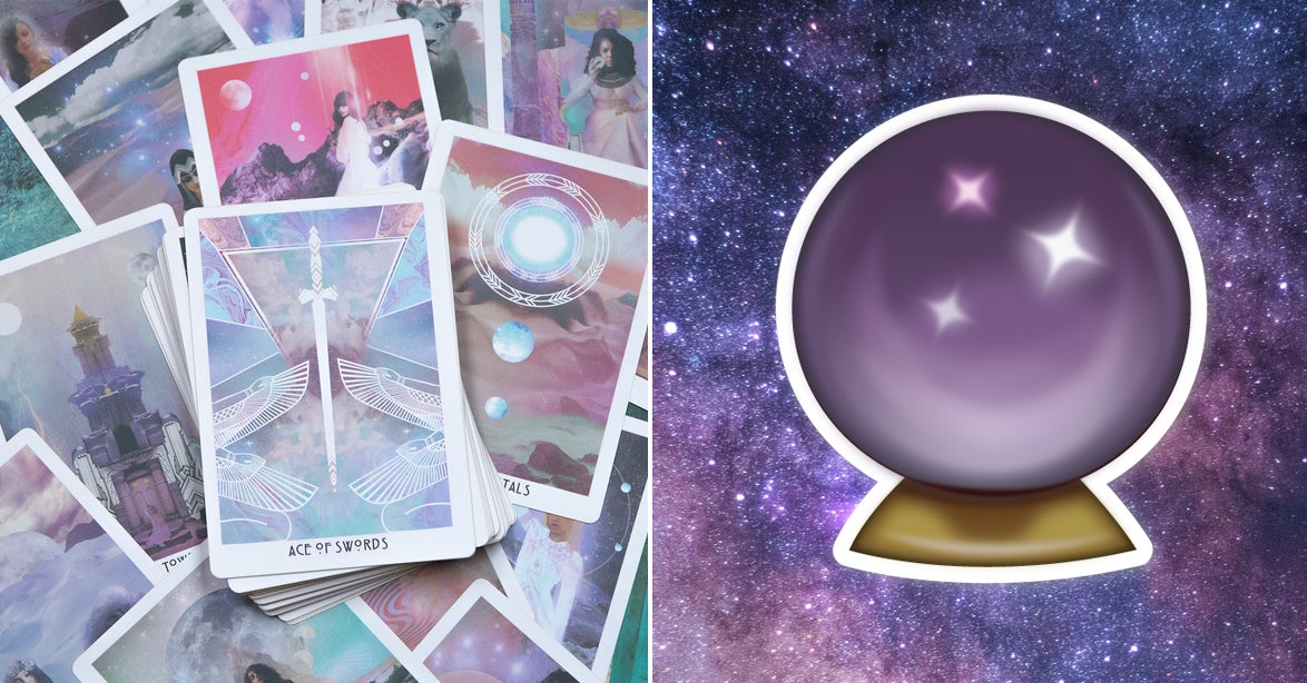 Everyone Has A Tarot Card That Matches Their Personality — Here's Yours