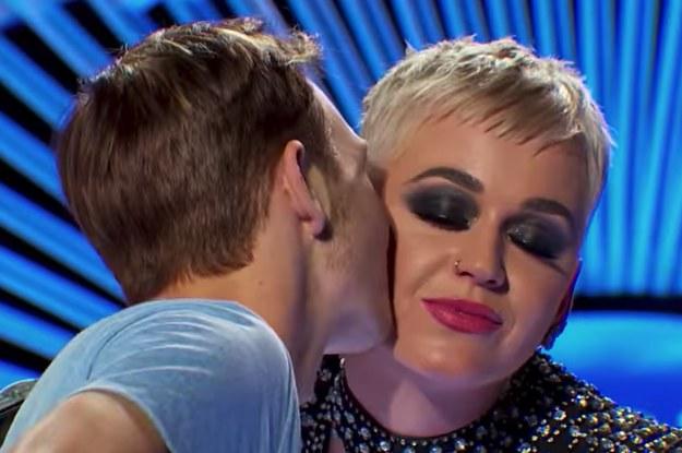 Chaste kiss