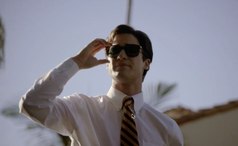 """Yes, The Shirtless Photo Of Andrew Cunanan From """"The Assassination Of Gianni Versace"""" Is Real"""