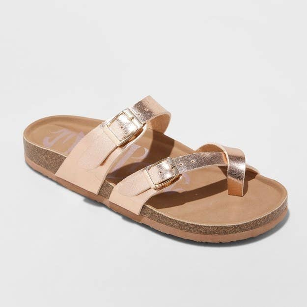 6410017ce594a2 These  23 sandals from Target are AMAZING. They have great arch support and  the straps