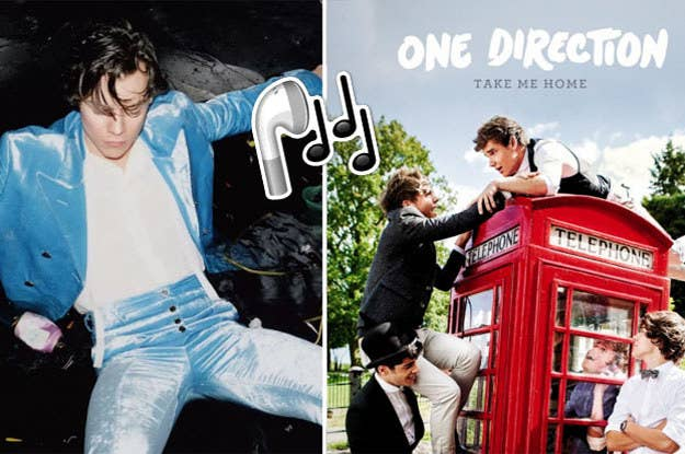 Quiz: Do You Remember One Direction?