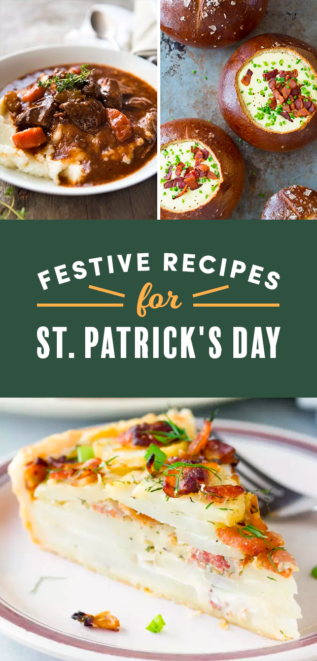 24 Festive Recipes To Make This Saint Patrick's Day