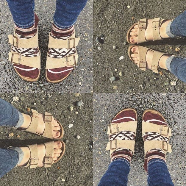 e462c940cb3 19 Stylish   Comfy Pairs Of Sandals Our Readers Actually Swear By