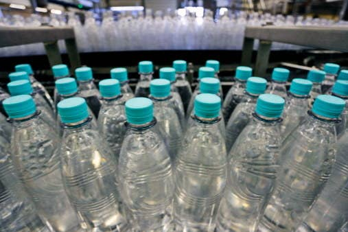 The Bottled Water You Buy Could Be Full Of Plastic Particles, But
