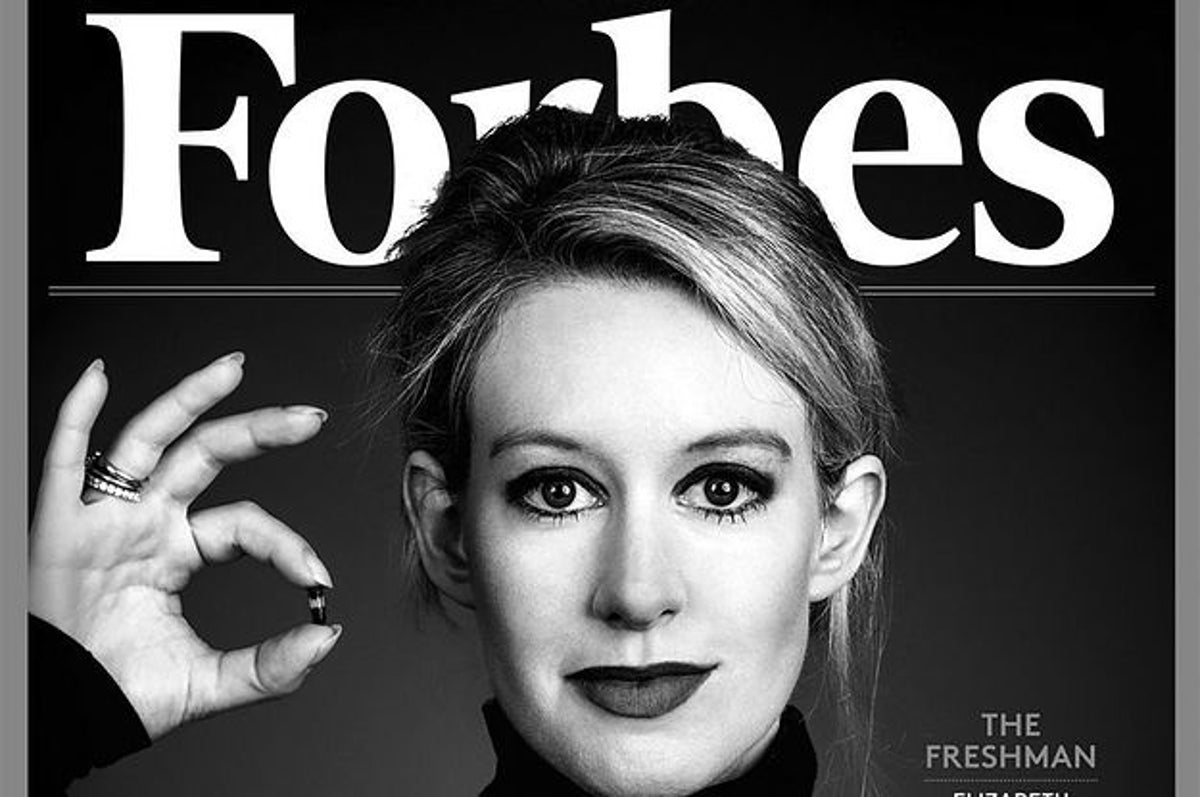 The Seven Biggest Lies Theranos Told