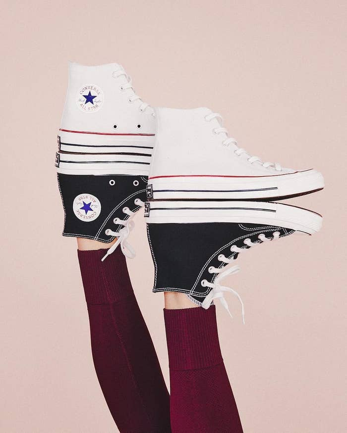 c85db59520df 3. Converse Chuck Taylor All Stars might just be the biggest consensus on  washable footwear from dads who are 100% utility 0% style and wildly  impractical ...