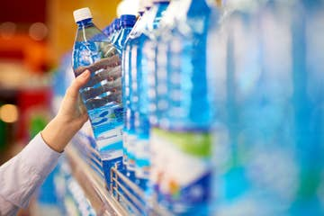 The Bottled Water You Buy Could Be Full Of Plastic Particles
