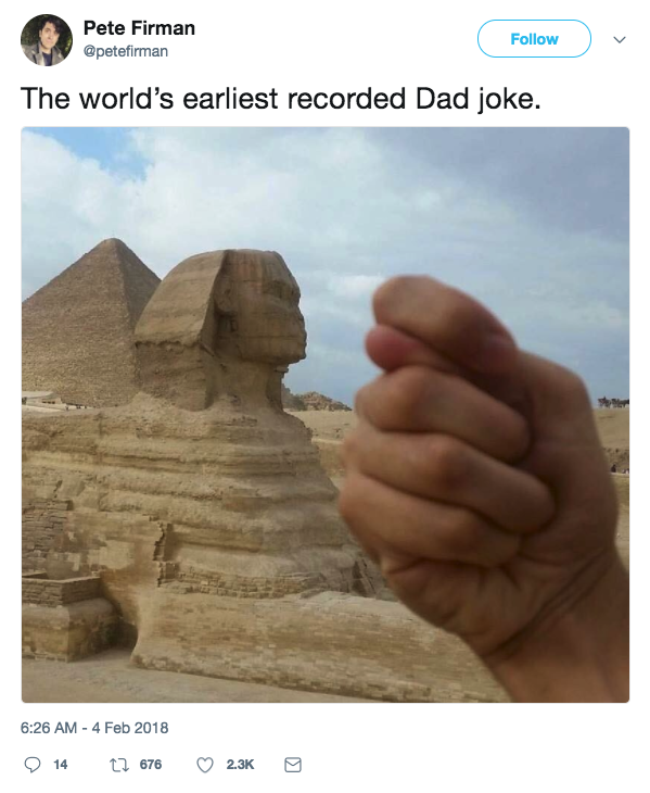 25 Dad Jokes That Are All Funny, No Filler