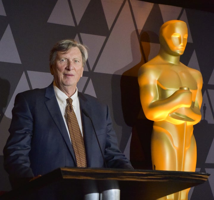 The President Of The Academy, The Group Behind The Oscars, Has Been Accused Of Sexual Harassment