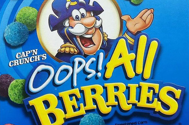 How Many Of These Weird And Wonderful '90s Cereals Have You Eaten?