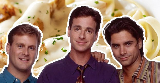 Your Olive Garden Order Will Reveal If You're More Danny, Jesse, Or Joey