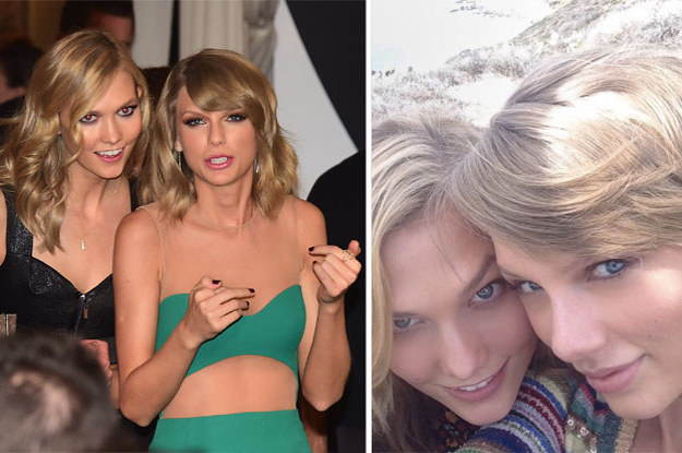 Karlie Kloss Just Commented On The Rumors That She And Taylor Swift Aren't Friends