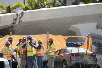Engineers And Officials Discussed Cracks In The Florida Bridge Just Hours Before It Collapsed