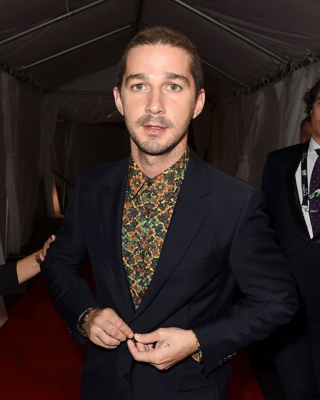 The film is called Honey Boy and it's going to be a drama about young Shia growing up with his troubled father.