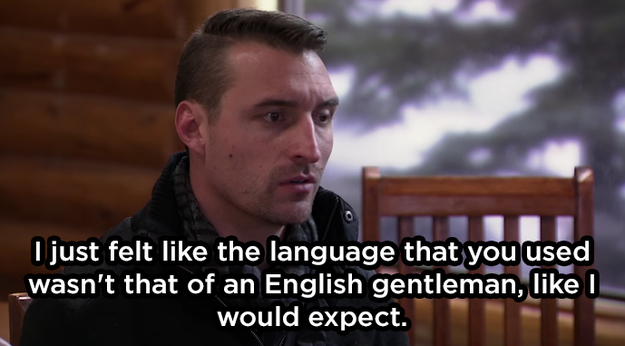 Well, a hotel owner on Hotel Hell decided to tell Gordon he didn't appreciate his language:
