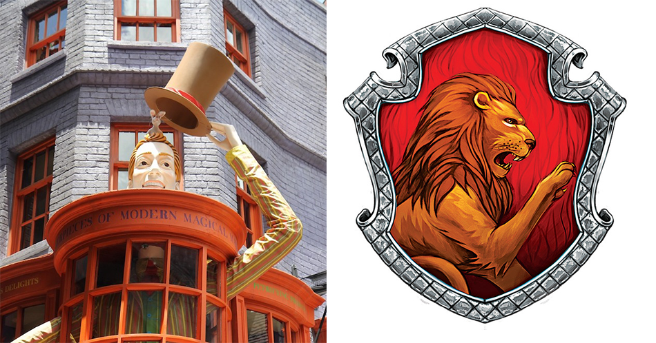 Shop In Diagon Alley And We'll Tell You Which Hogwarts House You're In