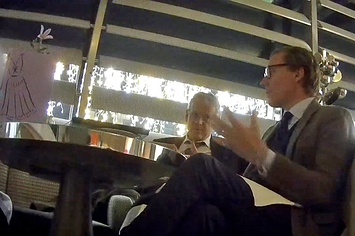 Cambridge Analytica's CEO Was Filmed Secretly Bragging About Entrapping Politicians With Sex Workers