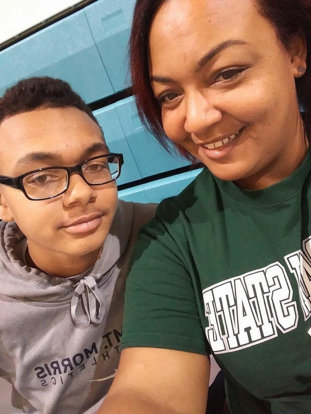 Marquel Brumley, a 13-year-old from Mount Morris, Michigan, died last week after a bacterial sinus infection spread to his brain.