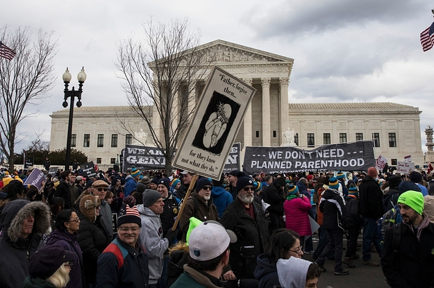 The Supreme Court Will Decide Whether California Can Require ?Crisis Pregnancy Centers? To Post Information On Abortions