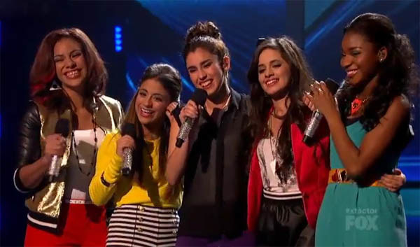 The band – Dinah Jane, Ally Brooke, Lauren Jauregui, Camila Cabello, and Normani Kordei – was put together by Simon Cowell in 2012 after they all separately auditioned for The X Factor.