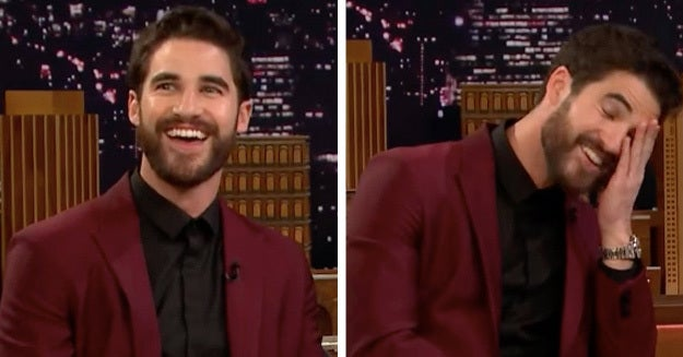 Darren Criss Told A Girl He Was British And Then Had To Fake The Accent For Four Years