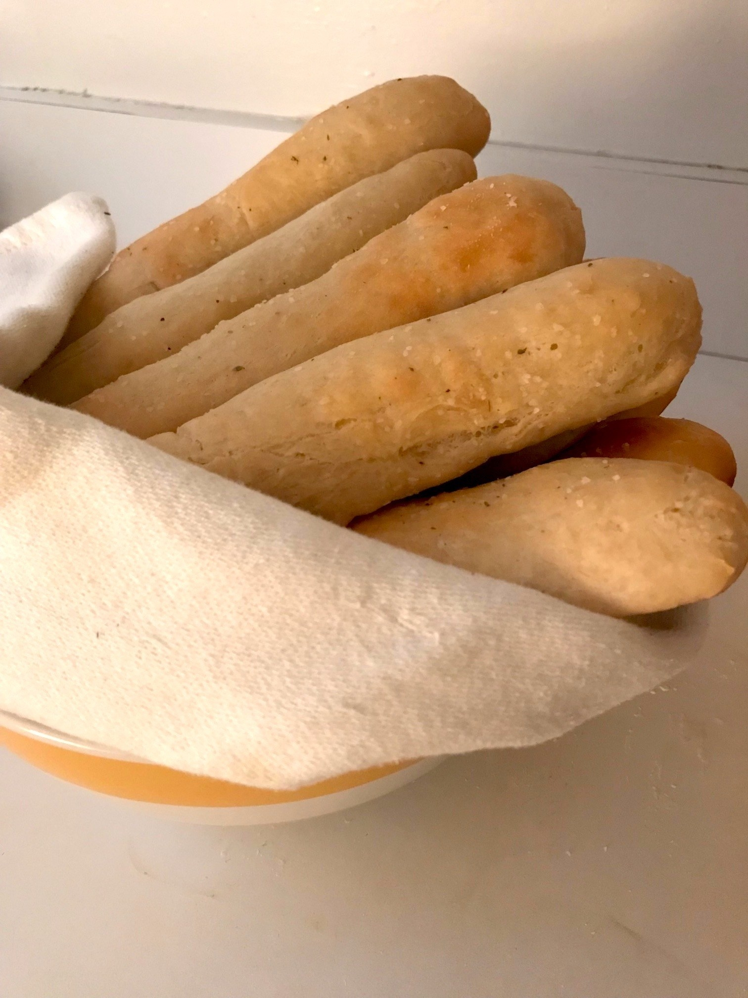 I\'m Kind Of Obsessed With This 90-Minute Olive Garden Breadsticks Recipe