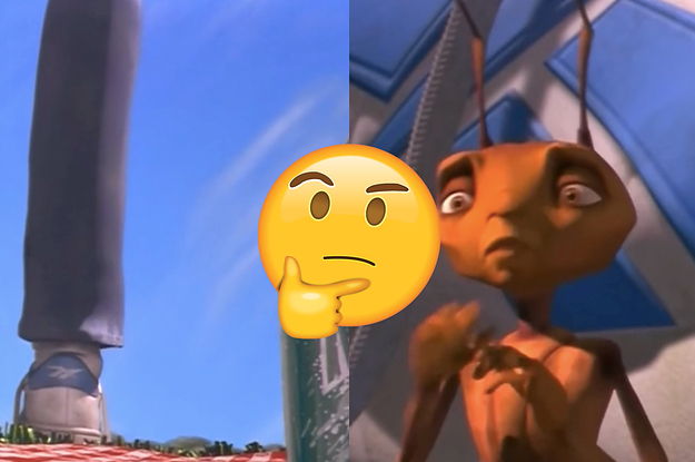 """Here's A Detail From """"Antz"""" You Might've Missed That I Have Questions About"""