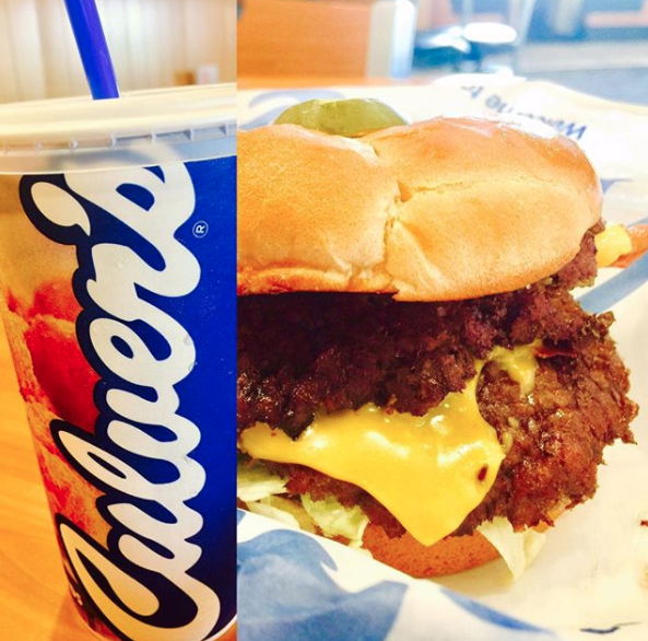 Indiana – Butter Burger from Culver's