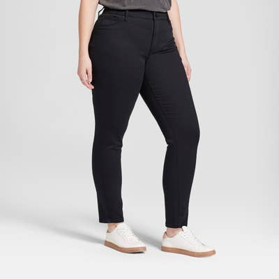 4becdf1bfad Target, for affordable jeans designed with a variety of sizes and body  types in mind.