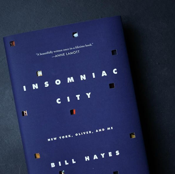 When I left Sydney for New York my friend Julia gave me a copy of Insomniac City by Bill Hayes as a farewell gift. She also bought herself a copy. It was the first time I'd been gifted a book that someone had also bought for themselves, and I loved it. Since then, I've read a handful of books that my friends are reading. Even if we don't finish the book at the same time, it's still a little shared experience to give updates on and, eventually, discuss in detail.