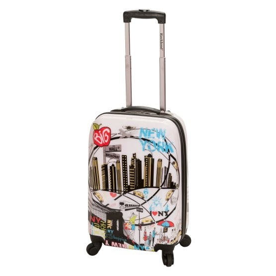 Hayneedle has a fair selection of rolling suitcases with a smattering of  higher-end leather travel accessories to keep your carry-on looking as nice  as you ... 81170015d817f