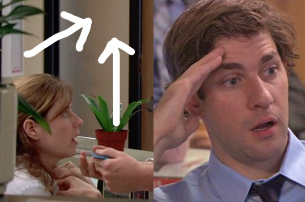 "Here's A Crazy Little Detail From The Pilot Of ""The Office"" You've Never Noticed Before"