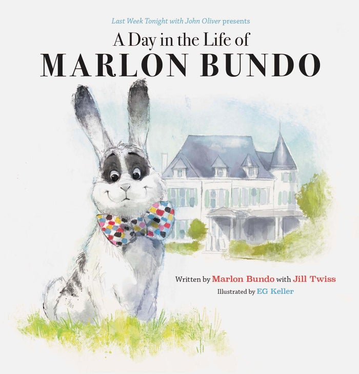 """Promising review: """"Clearly a modern-day bedtime story, proving that all bunnies are created equal."""" —Matthew F. MarkieGet it from Amazon for $18.99."""