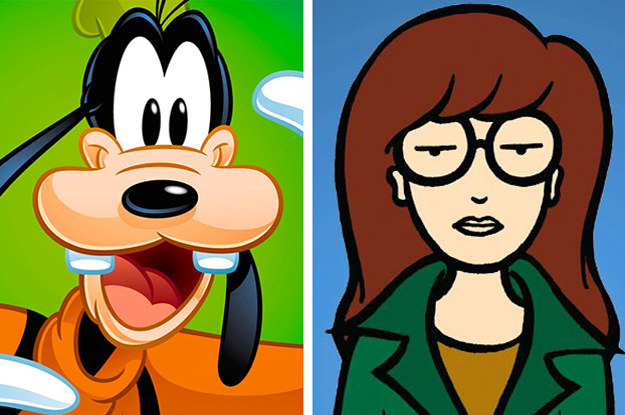 These 9 Questions Will Tell You What Cartoon Character You're Most Like
