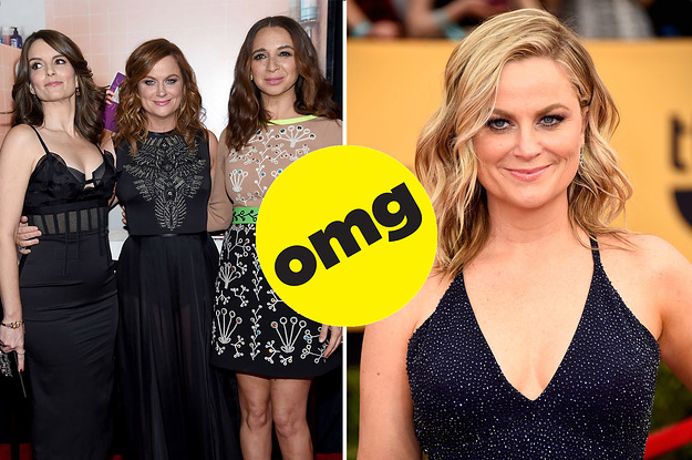 Amy Poehler Is Directing Her First Film And The Cast Is The Stuff Dreams Are Made Of