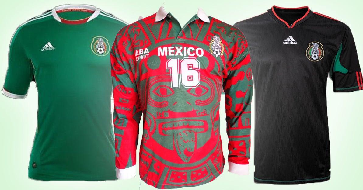 0a903386f655c Los 20 jerseys de la Selección