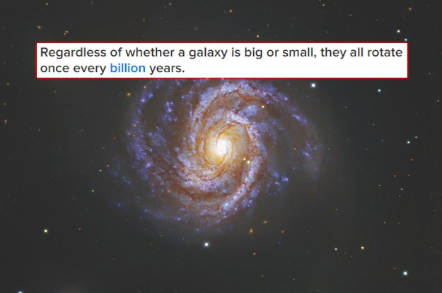 21 Facts That Will Remind You How Complex The Universe Really Is