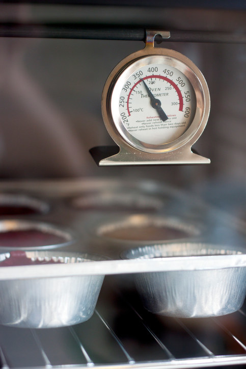You don't invest in an oven thermometer to check if your oven temperature is accurate.