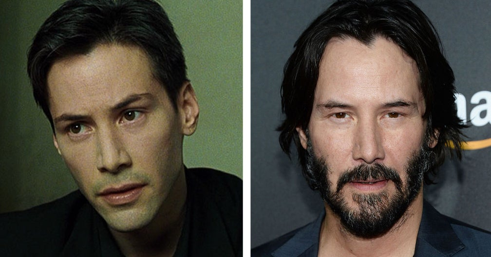 """Here's What The Cast Of """"The Matrix"""" Look Like Now"""