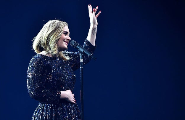 "During live performances, Adele always makes sure to wave back at fans in the audience because she knows it'll ""make their night""."