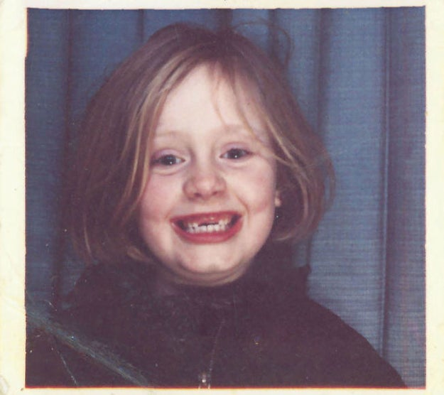 At the age of 10, Adele would charge her mum's friends £5 and then perform Spice Girls concerts in the living room.